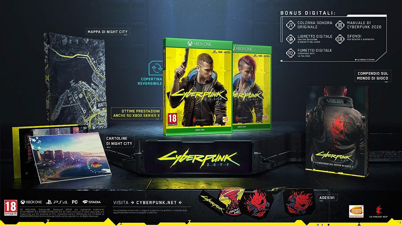 offerte cyberpunk 2077 d1 edition xbox