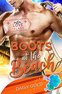 Boots at the Beach (Insta Love Island Book 9)