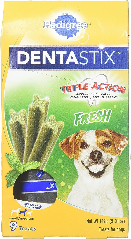Pedigree DentaStix, Fresh, 142 Grams