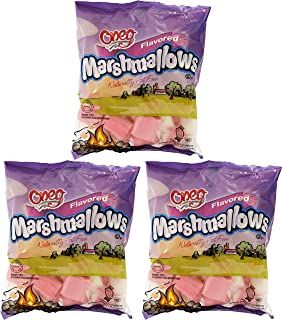 Marshmallows Kosher For Passover , Naturally Fat-Free - (Marshmallow, 3-Pack