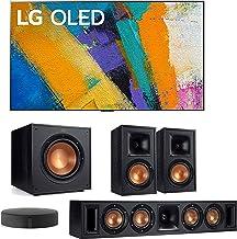 "LG OLED55GXP 55"" OLED Gallery Design Smart 4K Ultra High Definition TV with a Klipsch WISA 3.1 System Bundle"
