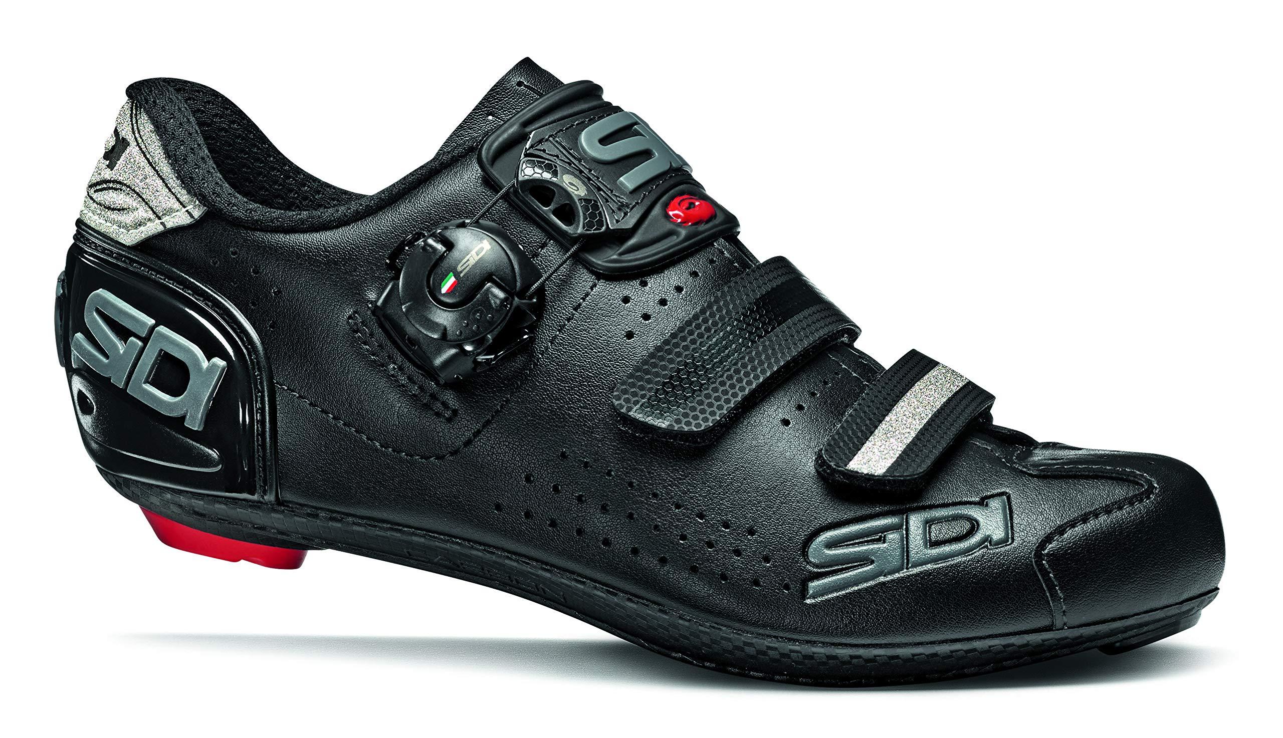 Sidi Alba 2 - Zapatillas de ciclismo para mujer, Negro (Negro/Negro), 35.5 EU: Amazon.es: Zapatos y complementos