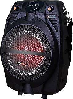 QFX PBX-710700BTL Portable Bluetooth Party Speaker
