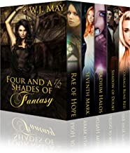 Four and a Half Shades of Fantasy Anthology: 5 Paranormal Romance & Urban Fantasy Books; including vampire, werwolves, witches, tattoos, supernatural powers and more