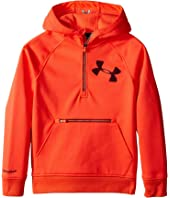 Under Armour Kids - UA Dobson 1/2 Zip (Big Kids)