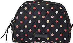 Vera Bradley Medium Zip Cosmetic