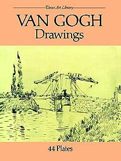 Van Gogh Drawings: 44 Plates (Dover Fine Art, History of Art)