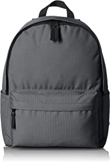 AmazonBasics Classic School Backpack - Grey