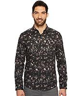 Kenneth Cole Sportswear - Camo Print Shirt