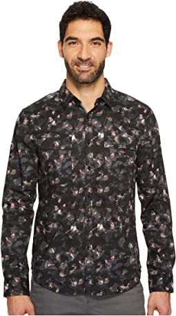 Kenneth Cole Sportswear - Camo Print Shirt