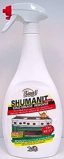 SHUMANIT  Cold Grease Remover 26.4 Fl Oz.