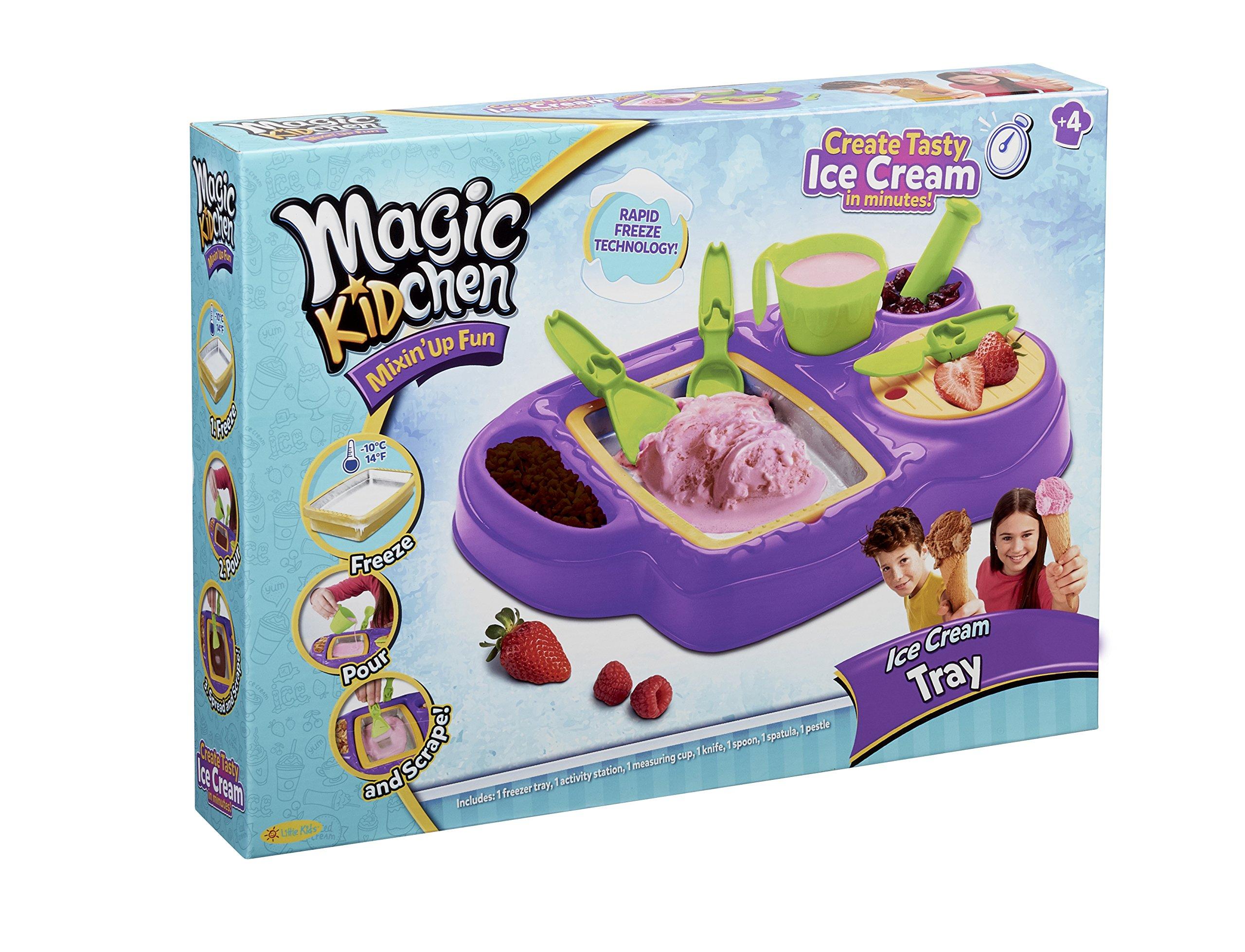 Little Kids Ingredients Friendly Activity