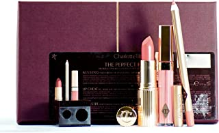 Charlotte Tilbury The Perfect Pink Kiss 3 Piece Set - Lip Cheat, Lustre & KISSING Fallen from the Lipstick Tree