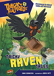 Tricky Raven Tales: Book 4