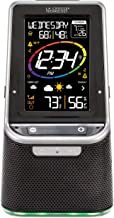 La Crosse Technology S87078 Color Wireless Weather Station with Bluetooth Speaker & USB Port