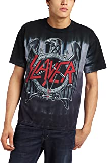 Liquid Blue Men's Slayer Eagle T-Shirt