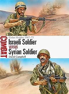 Israeli Soldier vs Syrian Soldier: Golan Heights 1967–73 (Combat)