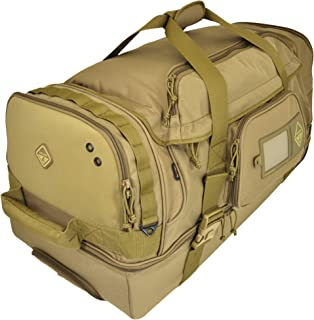 Shoreleave Compartmentalized Rolling Luggage