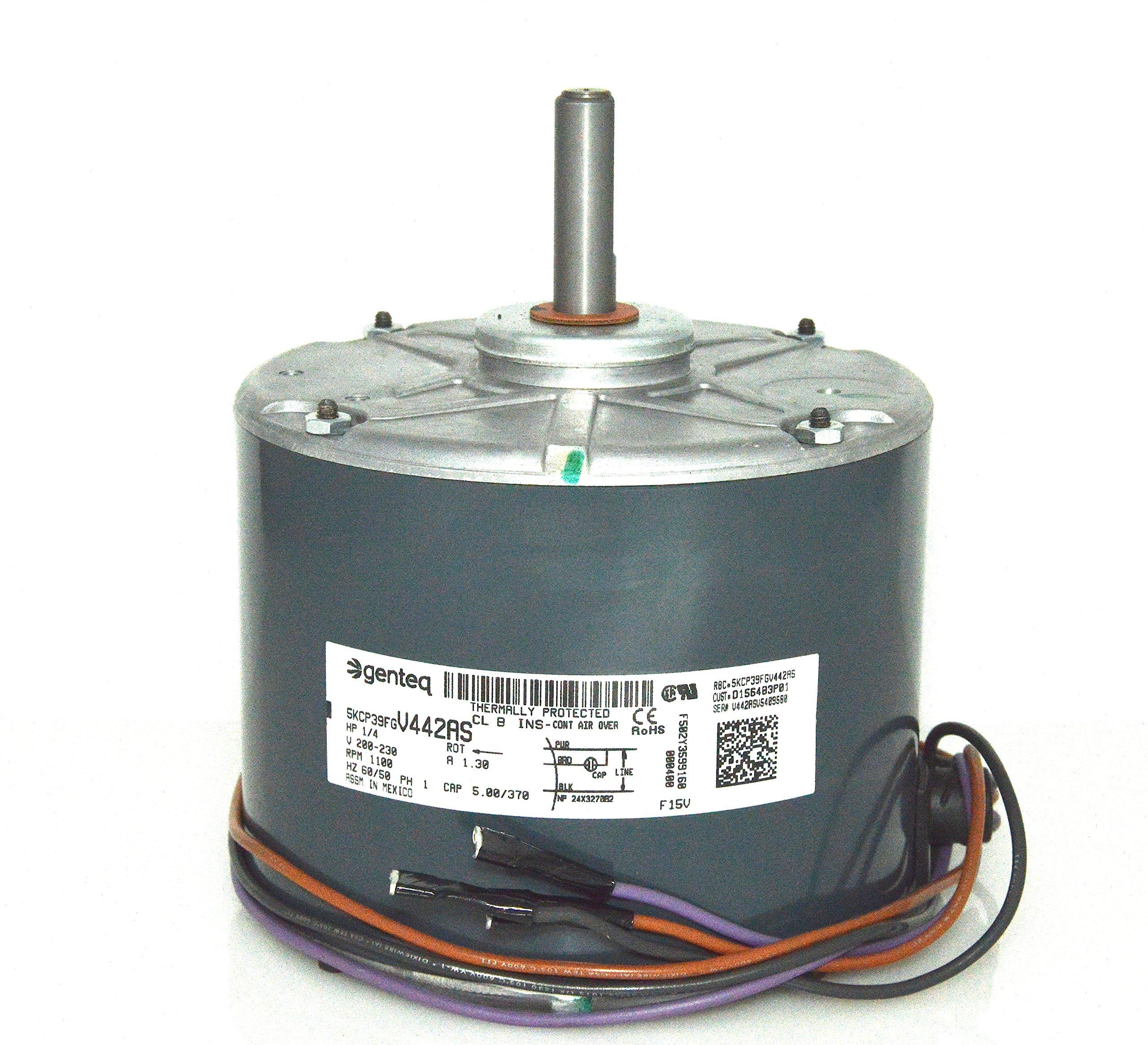 trane motors amazon com ECM Furnace Blower Motor mot11051 oem trane american standard condenser fan motor 1 4 hp 200 230v