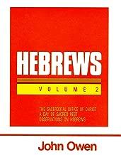 Hebrews, Volume 2 (Works of John Owen, Volume 18)