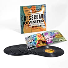 Eric Clapton  -  Crossroads Revisited: Selections From The Guitar Festivals (6 LP-Vinilo)