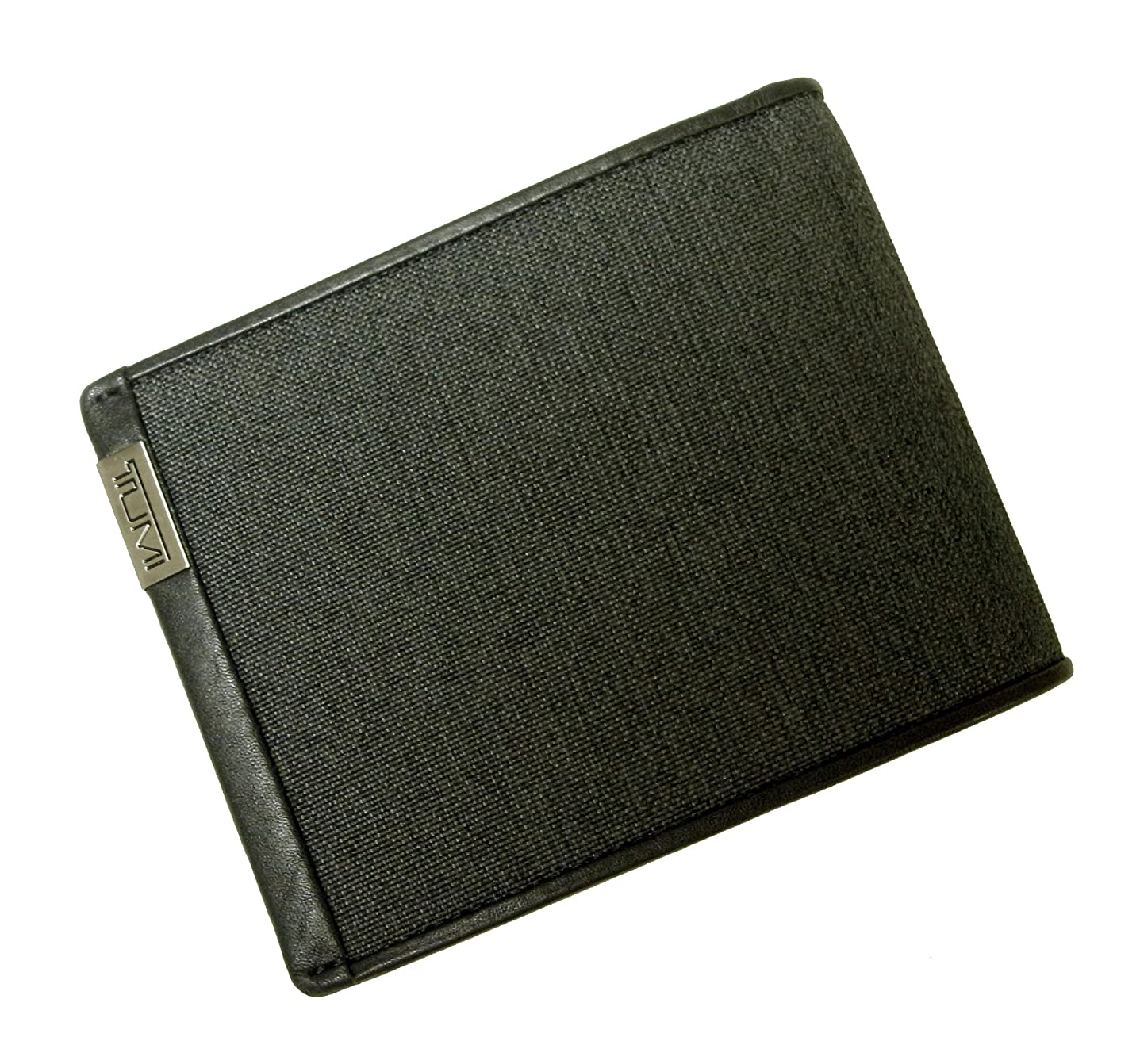 いま住所同性愛者[トゥミ] 財布 メンズ ALPHA 二つ折り (ダークグレー)ファブリック 119237ATD TM-324 [並行輸入品]