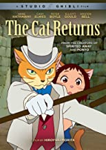 the cat returns time