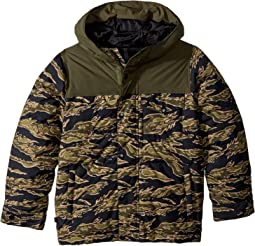 f2cbf659c Burton kids sludge snowboard jacket big kids keef keef revolt plaid ...