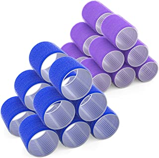 Sponsored Ad - Tangobird Hair Rollers 24 Pack Jumbo and Large Size with Travel Bag