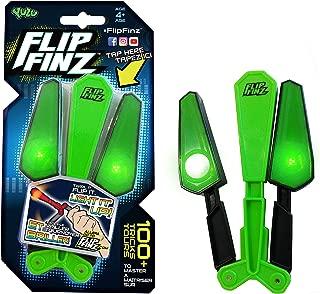 HELIX YL1010C Flip Finz 2 Green Light Up
