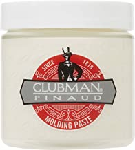 Clubman Molding Paste, Strong Hold & Matte Finish, 4oz