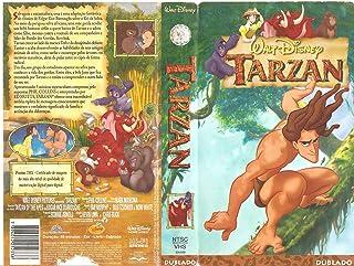 Tarzan - VHS Dublado