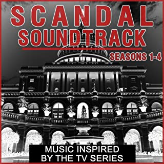 Scandal Soundtrack: Seasons 1-4 (Music Inspired by the TV Series)