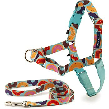 PetSafe Easy Walk Chic Dog Harness, No Pull Dog Harness – Perfect for Leash & Harness Training – Stops Pets from Pulling and Choking on Walks – Works with Small, Medium and Large Dogs