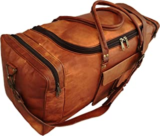 """Kks 24"""" Inch Duffel Bags Luggage Bags Gym Bags Overnight Bags for Men and Women"""