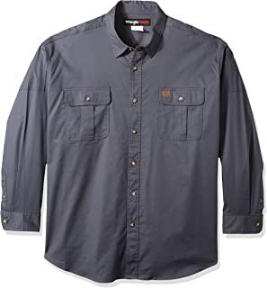 12b74cf10b9a Amazon.com  5XL - Tops   Work Utility   Safety  Clothing