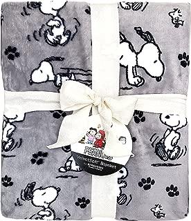 Berkshire Snoopy Peanuts Throw Blanket | Velvet Soft (90