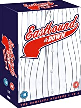 Eastbound and Down - Season 1-4 [DVD] [2014]