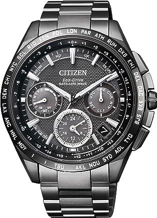 [シチズン]CITIZEN 腕時計 ATTESA アテッサ Eco-Drive エコ・ドライブ GPS衛星電波時計 F900 ダブルダイレクトフライト 針表示式 CC9017-59E メンズ