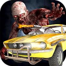 Zombie Hunter Car: Road kill in Dead City