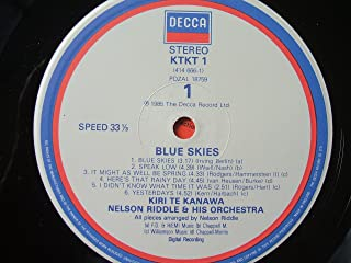Best kiri te kanawa blue skies Reviews