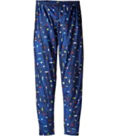 Hot Chillys Kids Midweight Print Bottom (Little Kids/Big Kids)
