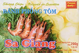Giant Prawn Flavored Shrimp Chips