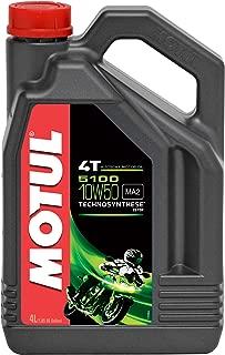 Motul 104076 5100 10W50 Synthetic Blend