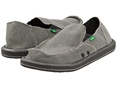 Sanuk Vagabond (Grey) Men