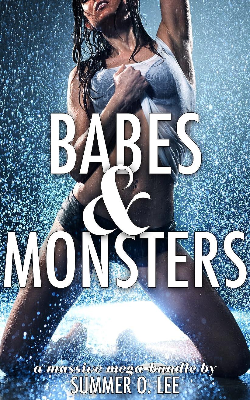 貫通光電サミュエルBabes & Monsters: A Massive Mega Bundle (English Edition)