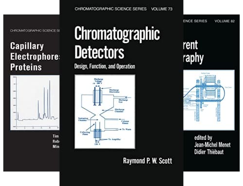 Chromatographic Science (37 Book Series)