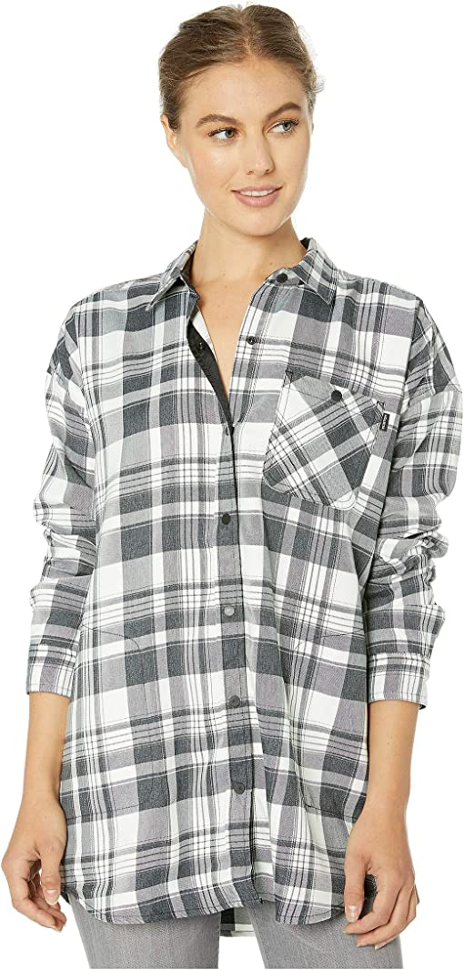 True Black Marcy Plaid