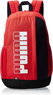 Puma Plus Backpack Ii High Risk Red-peac red Bag For Unisex, Size One Size