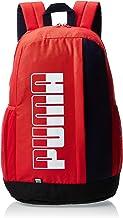 حقيبة ظهر لي هاي ريسك ريد بيس من بوما بلس - حقيبة حمراء يونيسكس، المقاس موحد